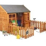 The Mad Dash 4000 Gingerbread Playhouse Collection