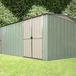 10' x 15' Shed Baron Grandale Metal Workshop