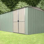 10' x 17' Shed Baron Grandale Metal Workshop