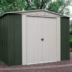 10' x 5' Shed Baron Grandale Metal Shed