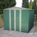 10 x 6 Waltons Apex Metal Shed