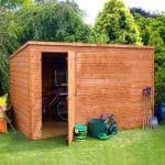 10 x 6 Walton's Select Tongue & Groove Pent Shed (No Windows)
