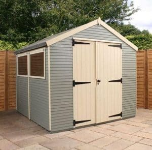 10 x 8 Mercia Ultimate Shed