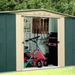 10 x 8 StoreMore Canberra Ten Apex Metal Shed