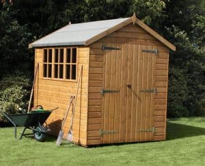 10' x 8' Traditional Heavy Apex Shed