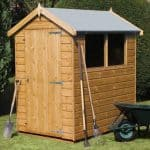 10' x 8' Traditional Standard Apex Shed