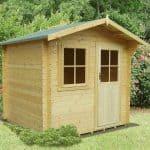 10'6 x 10'6 GardenStyle Montford Log Cabin
