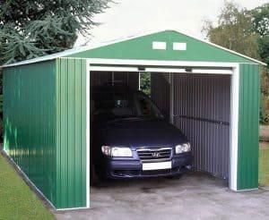 12' x 38' Store More Olympian Metal Garage