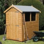 12' x 6' Traditional Standard Apex Shed