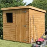 12' x 6' Traditional Standard Pent Shed