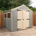 12 x 8 Mercia Ultimate Shed