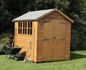 12' x 8' Traditional Heavy Apex Shed