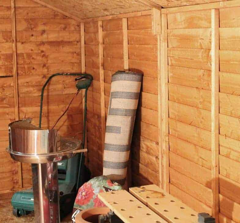 12 X 8 Windsor Overlap Double Door Apex Shed What Shed