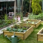 1200 x 900 x 150 Waltons Standard Wooden Raised Bed