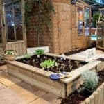 1200 x 900 x 600 Waltons Deluxe Raised Bed
