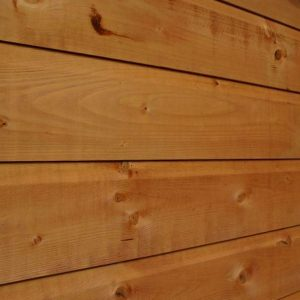 12x8 Waltons Groundsman Tongue and Groove Apex Garden Shed Cladding