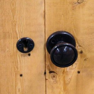 12x8 Waltons Groundsman Tongue and Groove Apex Garden Shed Door Lock