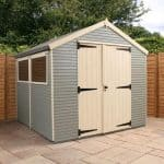 14 x 8 Mercia Ultimate Shed
