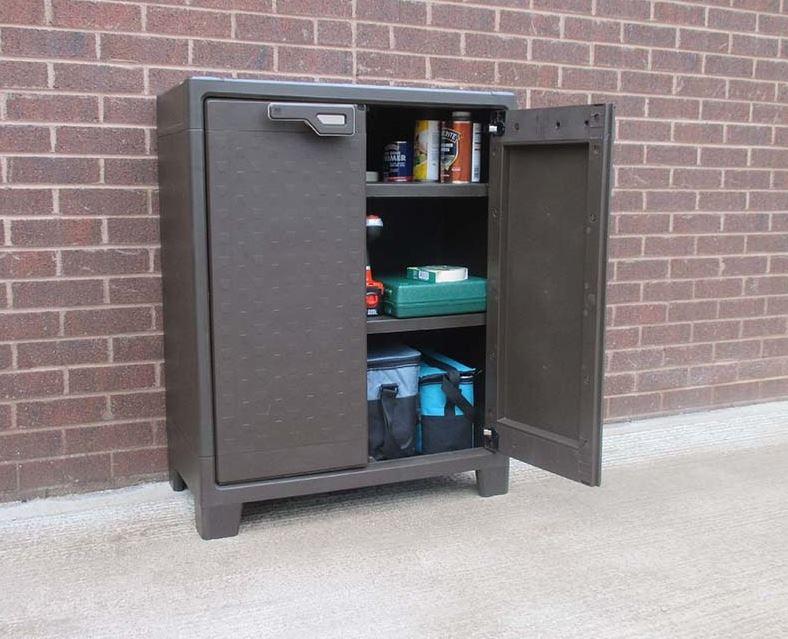 1'5 x 2'8 Chaselink Titan Heavy Duty Low Cabinet