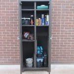 1'5 x 2'8 Chaselink Titan Heavy Duty Multispace Cabinet