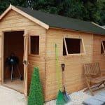 16' x 10' Windsor Groundsman Workshop Shed