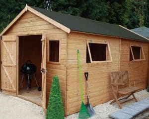 16' x 10' Windsor Groundsman Workshop Shed