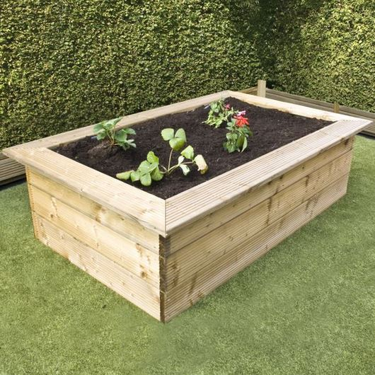 1800 x 900 x 300 Waltons Deluxe Raised Bed