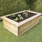 1800 x 900 x 450 Waltons Deluxe Raised Bed