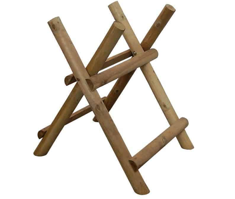 1ft 11 x 2ft 5 Store-Plus Wooden Saw Horse