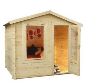 2.5 x 2 Waltons Mini Log Cabin Studio
