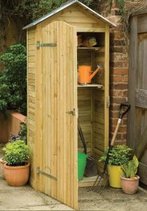 3' x 2' Store-Plus Tall Garden Shed Store