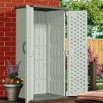 3' x 2' Suncast New Mannington Shed Open Door 2
