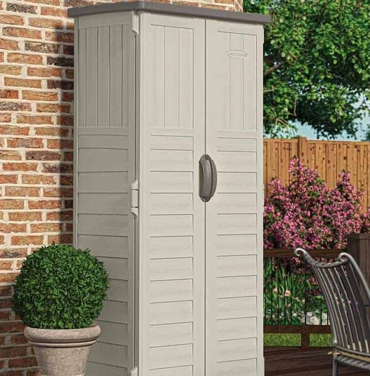3' x 2' Suncast New Mannington Shed