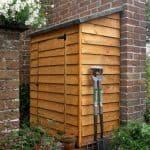 3' x 2' Tall Wooden Garden Storage Box - Store-Plus