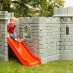 3'10 x 2'4 Little Tikes Classic Castle