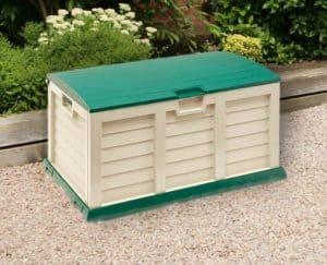 3'11 x 1'9 Store-Plus Small Cushion Box