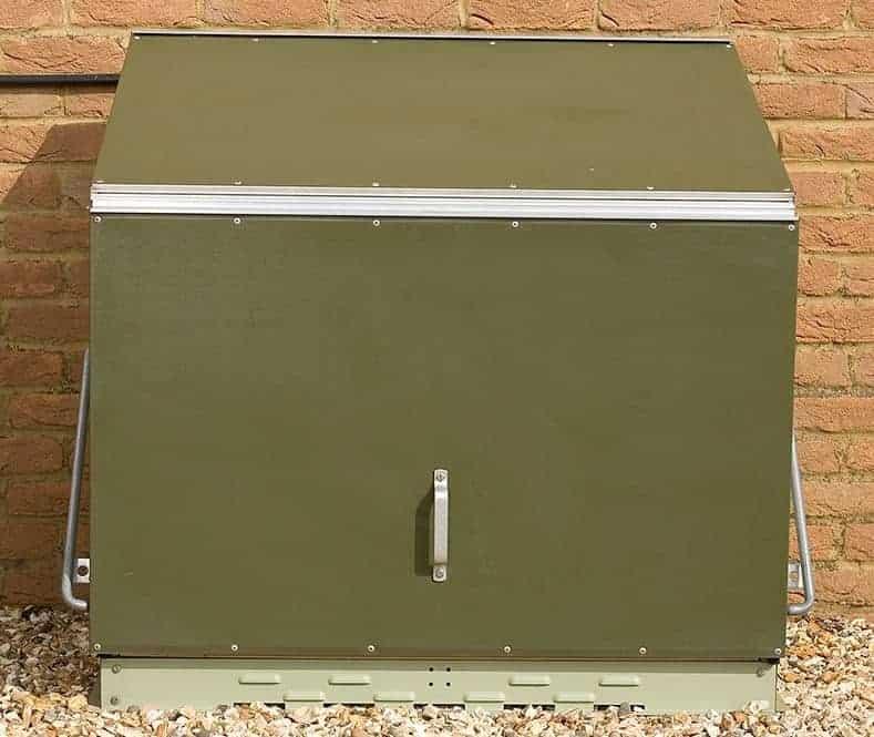 3'7 x 2'2 Trimetals Sentinel Metal Storage Unit