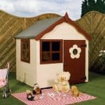 3'8 x 3'11 Windsor Snug Playhouse