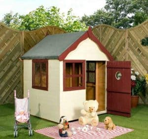 3'8 x 3'11 Windsor Snug Playhouse 2
