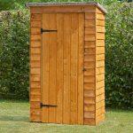 4' x 2' Store-Plus Overlap Garden Tool Storage