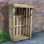 4' x 3' Easy Access Sherwood Log Store