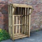 4' x 3' Easy Access Sherwood Log Store
