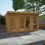 4 x 3 Waltons Insulated Garden Room