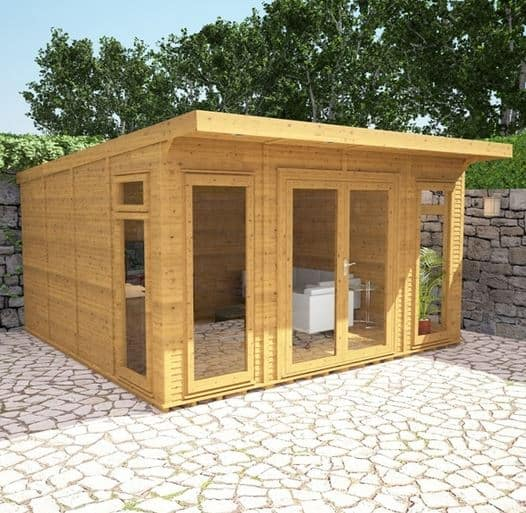 4 x 4 Waltons Insulated Garden Room
