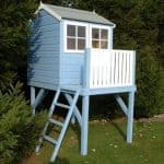 4' x 6' Shire Bunny Platform Playhouse