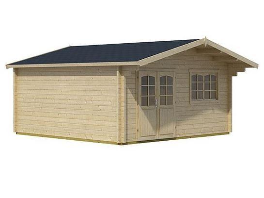 4.80 x 3.90 Spiekeroog 2 Log Cabin