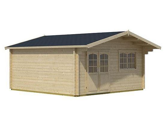 4.80 x 4.80 Spiekeroog 3 Log Cabin