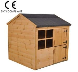 4'1 x 4'3 Play-Plus Blueberry Playhouse