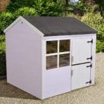 4'1 x 4'3 Play-Plus Blueberry Playhouse Pink