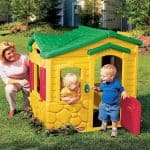 4'3 x 3'1 Little Tikes Magic Doorbell Playhouse